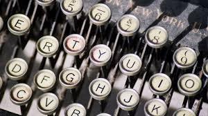 typing keys