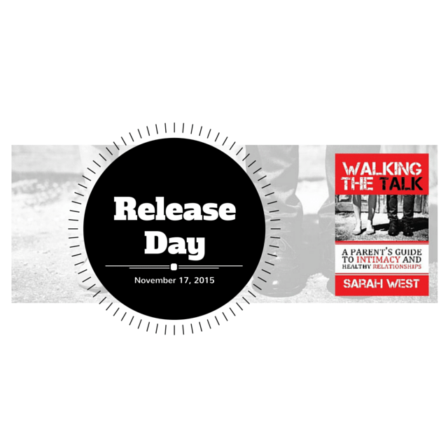 release day for Walking theTalk